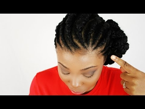 How To Prevent Buildup on Scalp around the Base of My Braids: Washing Cornrow Braids and Box Braids