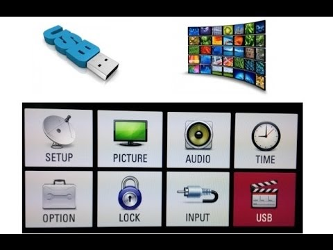 How to update lg led tv firmware using usb pen drive youtube.