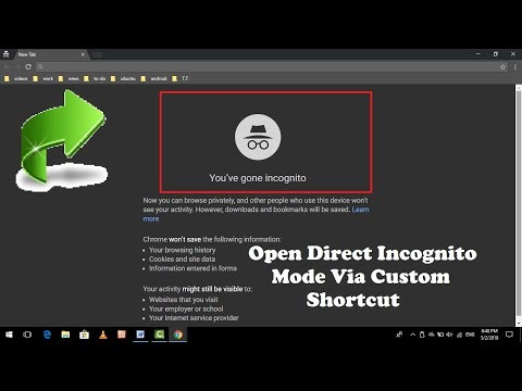 How to Launch Chrome Directly in Incognito Mode With a Custom Shortcut in Windows