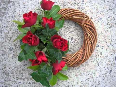 Funeral Flower Designs Ideas