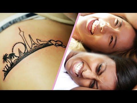 Best Friends Get Matching Tattoos