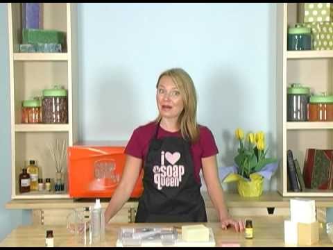 Soap Queen TV Episode 1: Fragrance and Essential Oils