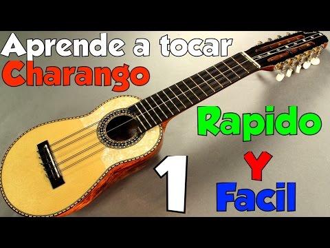 aprende a tocar el charango-rápido y fácil 1️⃣