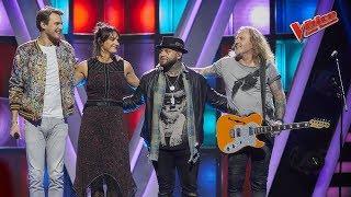 Song koučů - Jana, Vojtěch, Pepa & Kali | The Voice Česko Slovensko 2019