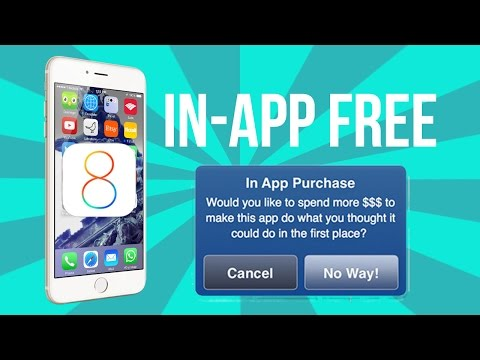 iOS 7/8/8.1: in-App Purchases FREE - iPhone, iPad, and iPod Touch