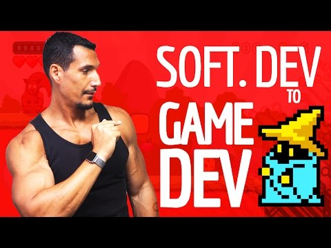 Moving From Software Development To Game Development