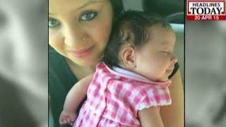 Mrs. Dhoni Tweets Baby Ziva
