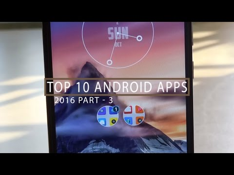 Top 10 Best Android Apps 2016! Part 3
