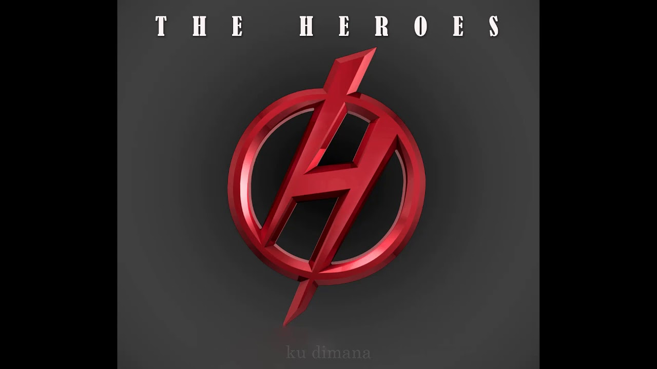 Setengah Gila [ Lirik ] - The Heroes Band