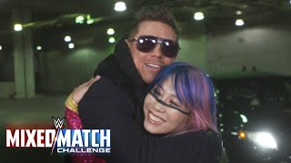 The Miz to team with the undefeated Asuka in WWE Mixed Match Challenge