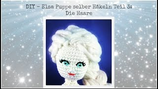 Diy Haare Für Kleine Puppe Häkeln Schnell Und Einfach