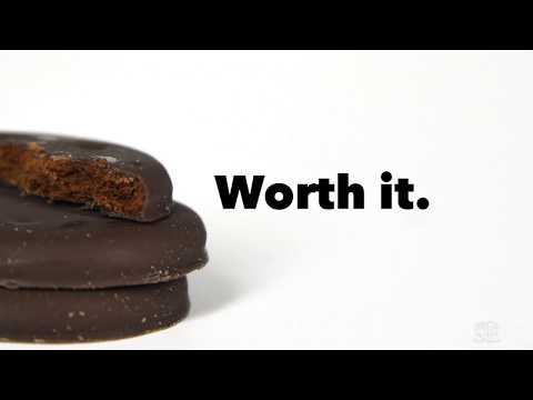 How bad is eating a whole sleeve of thin mints?