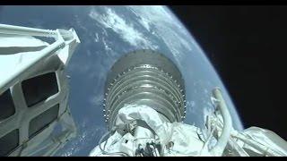 Atlas V OA-7 Rocket Cam