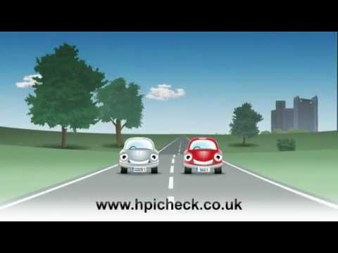 HPI Check National TV Ad - 20 Sec - Jennifer Johnston Scottish Female Voiceover