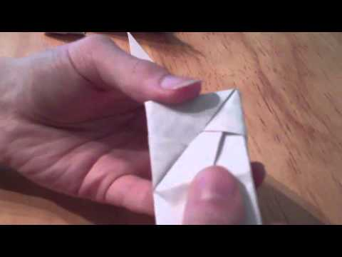 Origami: How to Make a Stellated Octohedron