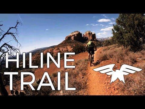 Sedona Flowin'- Hiline Trail - Mountain Biking Sedona, Arizona