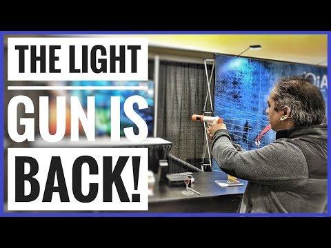 GDC 2018 First Look: PDP's Mars Light Gun Game Solution
