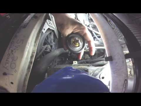 ford escape,escourt,and focus thermostat 2.0 replacment