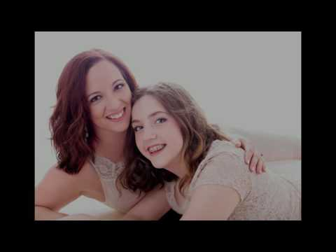 STEPHANNIE  & EMMA (mother-daughter photoshoot)
