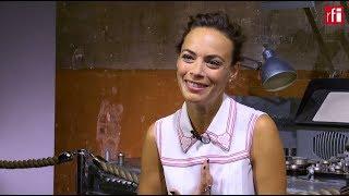 Entrevista con la actriz Berenice Bejo.