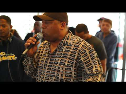 Love Bug Starski Performs Live at the 1st Annual Bronx Hip Hop Block Party