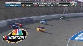 Kevin Harvick dominates at Michigan to earn win I NASCAR I NBC Sports