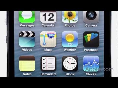 ابل - تقديم الايفون ٥ الجديد باللغة العربية