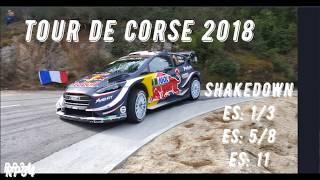 WRC Best of Rallye Tour de Corse 2018 show glisse mistakes