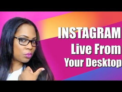 Instagram Web - How to watch Instagram Live and Instagram stories from Your Laptop PC or Desktop