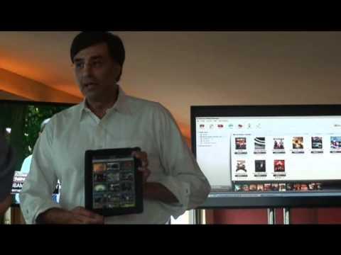 Verizon Unveils iPad App that Displays Live TV Channels