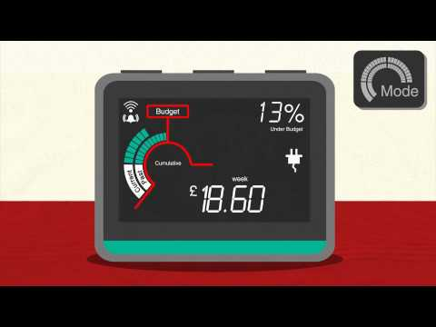 How can E.ON Smart Meters' Smart Energy Display help you save energy?