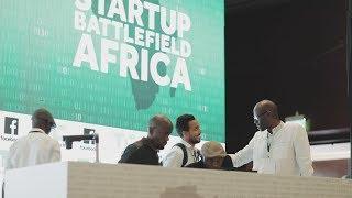 Highlights from Startup Battlefield Africa 2017