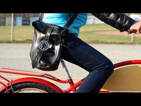 Bike Tubes To Bad@$$ Bags (in 1 Minute)!