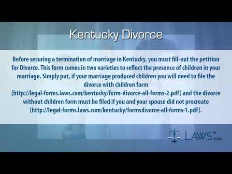 Kentucky Divorce