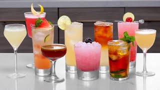 Download 10 Easy Cocktails To Make At Home Video