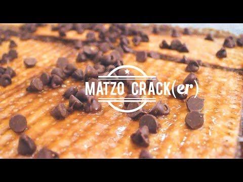 how to make matzo crack