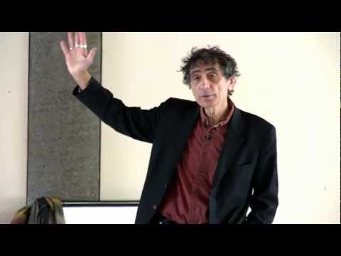When the Body Says No -- Caring for ourselves while caring for others. Dr. Gabor Maté