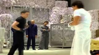 Jackie Chan vs Brad Allen