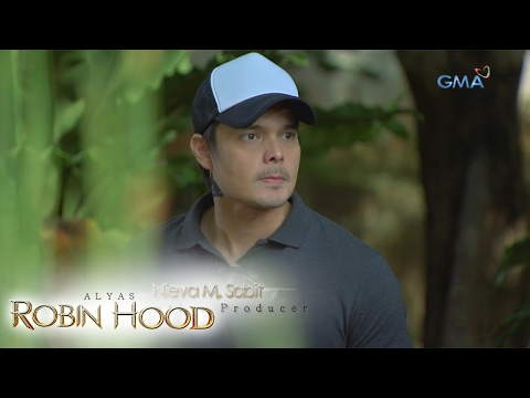 Alyas Robin Hood:  Choosing between two lovers