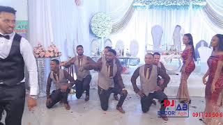 Abey Ethiopian wedding DJ & Decor Videos - 9tube tv