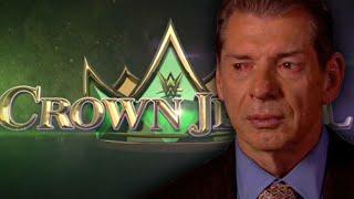 The Disturbing Truth Behind WWE Crown Jewel