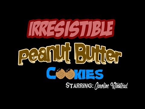 Cookie Recipes | Irresistible Peanut Butter Cookies
