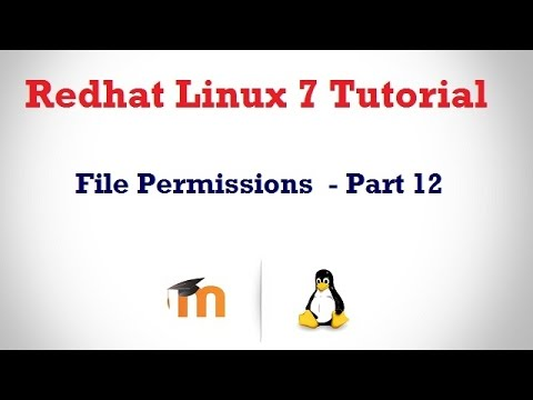 File Permissions in RHEL 7 - Part 12 ( Sticky bit)