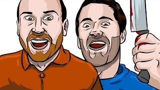 2 CRAZY GUYS DOING EVIL STUFF - Gmod Death Run