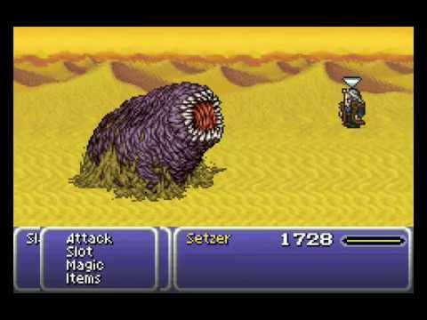 Let's Play Final Fantasy 6 - #72: Leveling Up and AP Gaining Guide