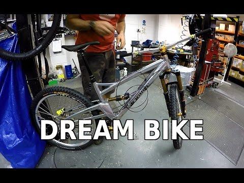 Ali Clarkson Vlog 27 - Dream Bike