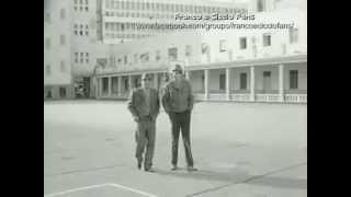 """Intervista a Franco Franchi e Ciccio Ingrassia sul set del film """"SOLDATI E CAPORALI"""" (1964)"""