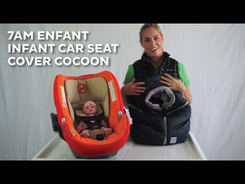 29ec5a610854 Jolly Jumper Infant Car Seat Cover - Winter Car Seat Covers Canada