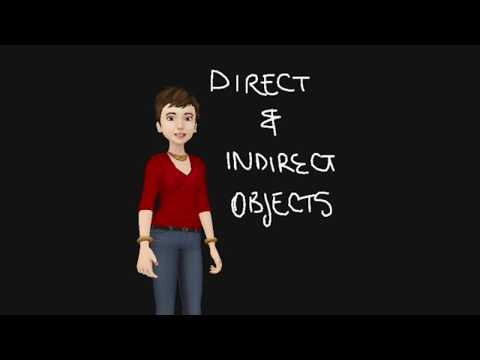 Direct & Indirect Object