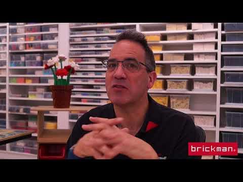 Throwback Thursday: LEGO® brick Shell LPG Refinery Ship